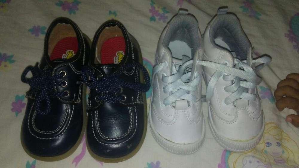 Zapatos Escolares de Degunda
