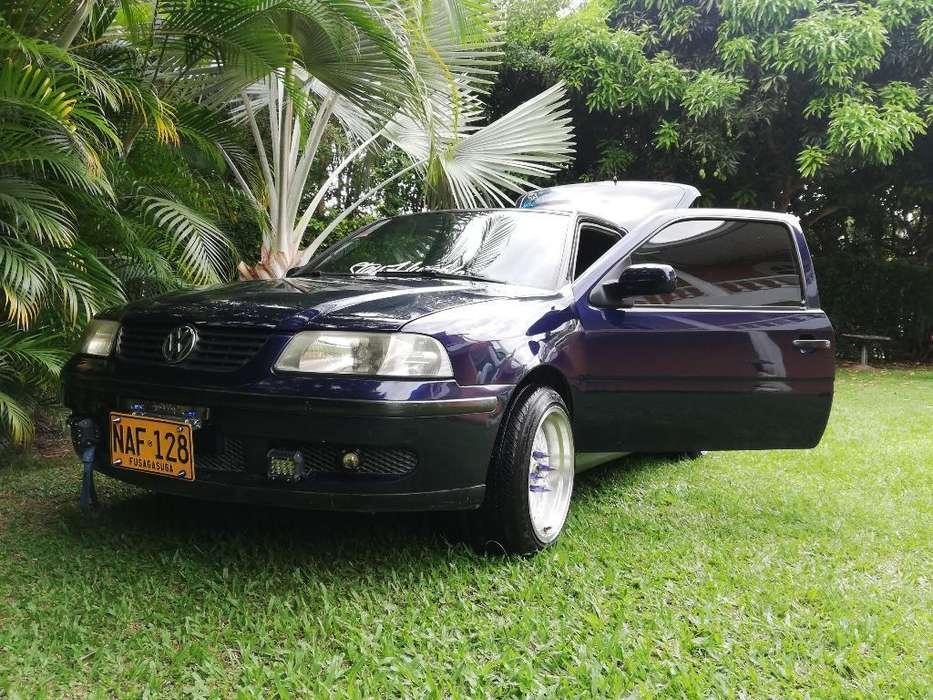 Volkswagen Gol 2002 - 170 km