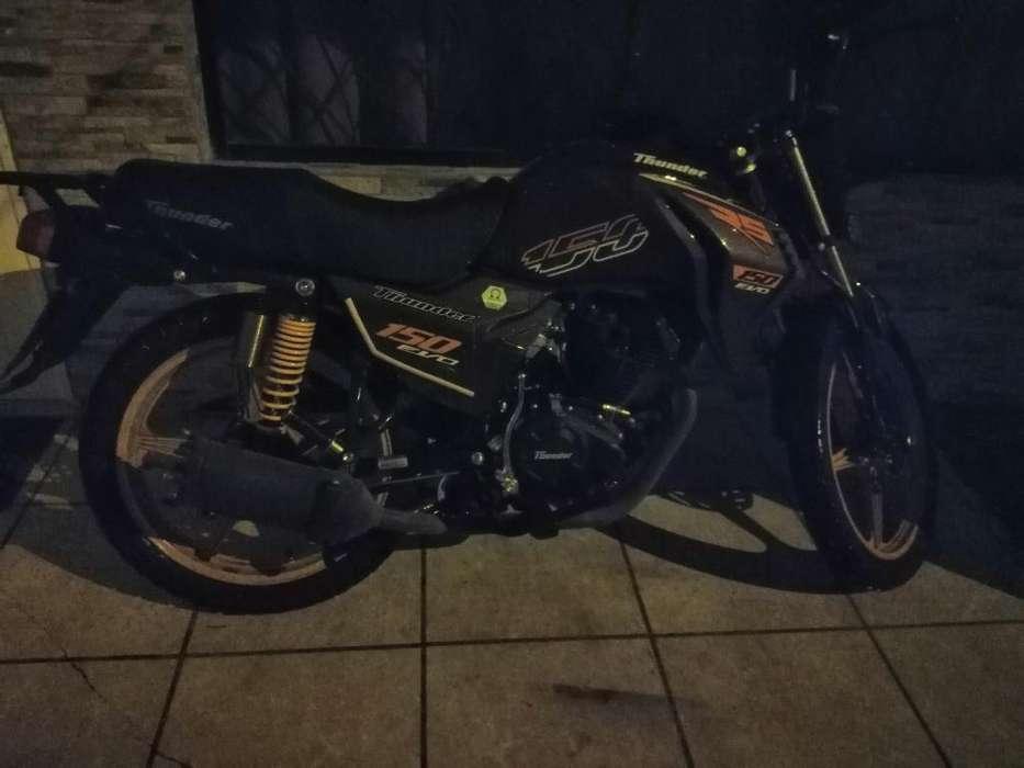 Moto Thunder Todo Al Dia
