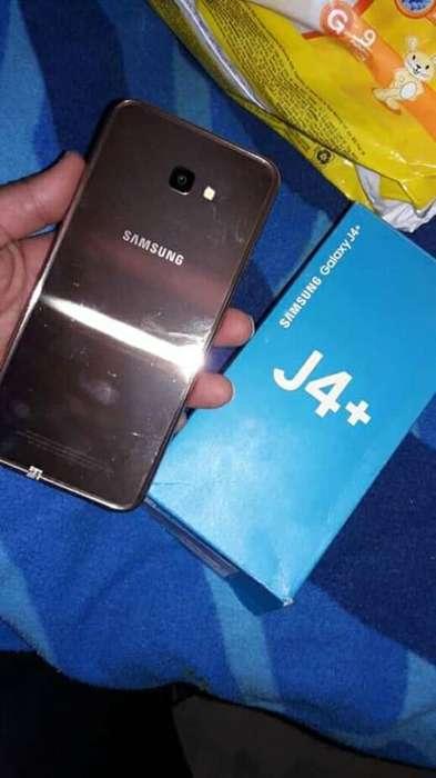 Samsung J4 de 32gb Impecable Libre