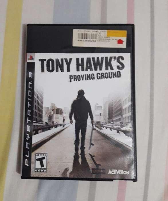 Tony Hawk's Ps3