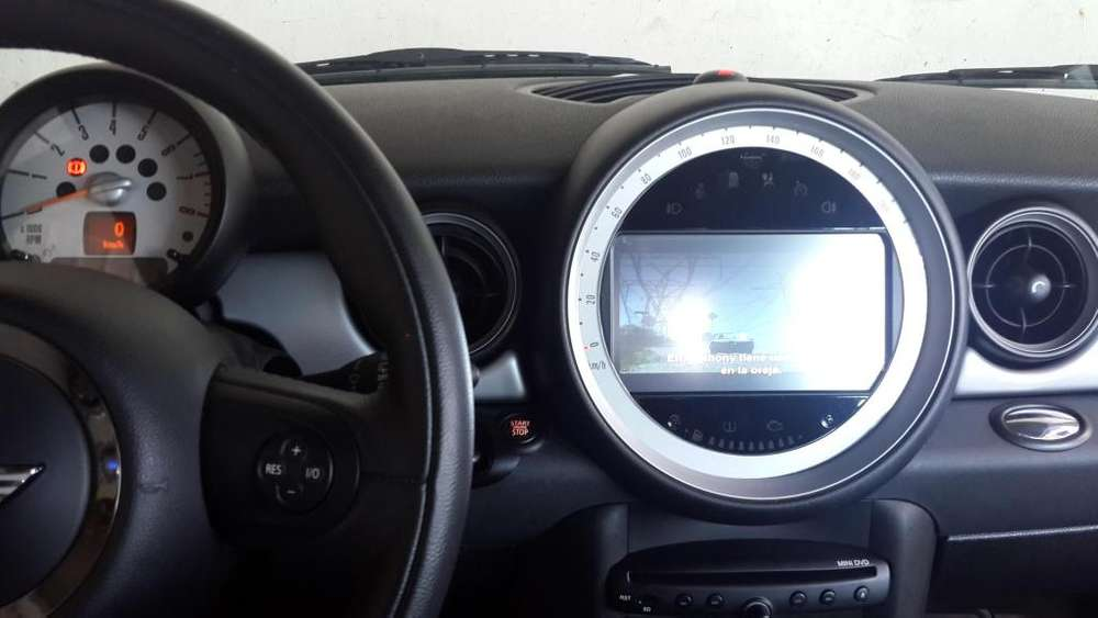 <strong>mini</strong> COOPER ESTEREO CENTRAL MULTIMEDIA STEREO CON ANDROID, GPS, BLUETOOTH