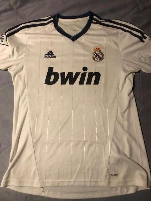 Camiseta Real Madrid Temorada 2012-2013