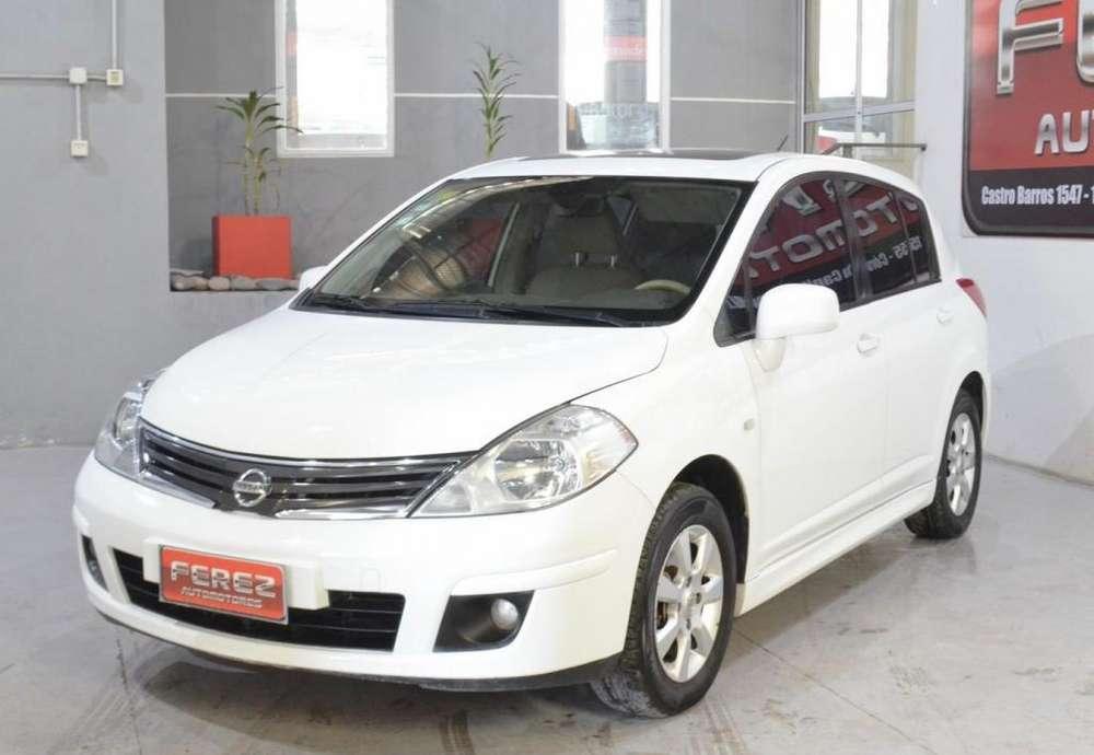 Nissan Tiida 2011 - 112000 km