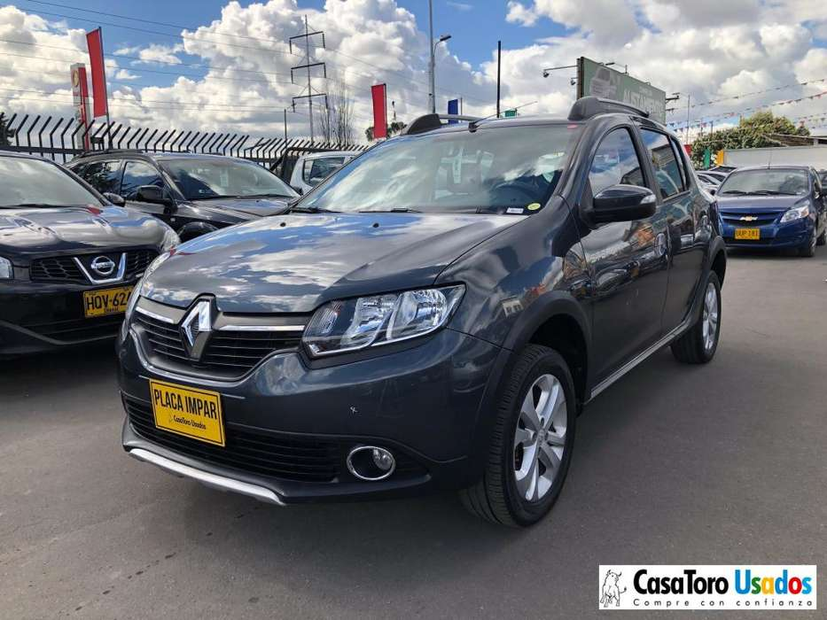 <strong>renault</strong> Sandero Stepway 2016 - 61810 km