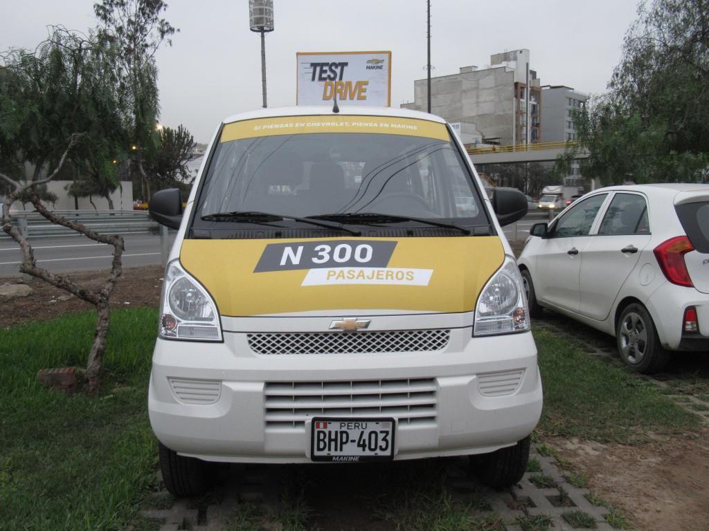 CHEVROLET N300 MOVE MINIVAN 2020