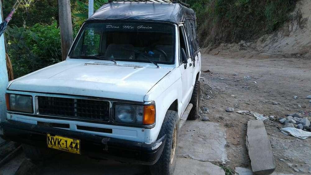 Chevrolet Trooper 1989 - 123456 km