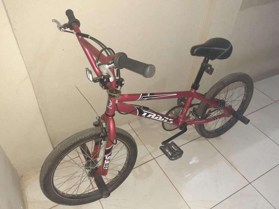Vendo <strong>bicicleta</strong> Trans 20fs Original