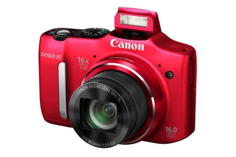 Cámara Canon Sx 160 Is