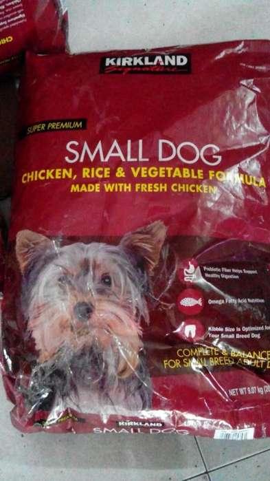 comida para perro raza pequeña