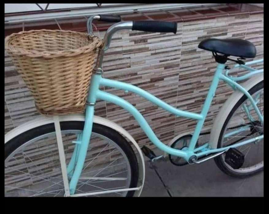 Bicicleta vintage rodado 26