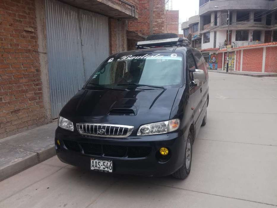 Hyundai Starex 2003 - 100000 km