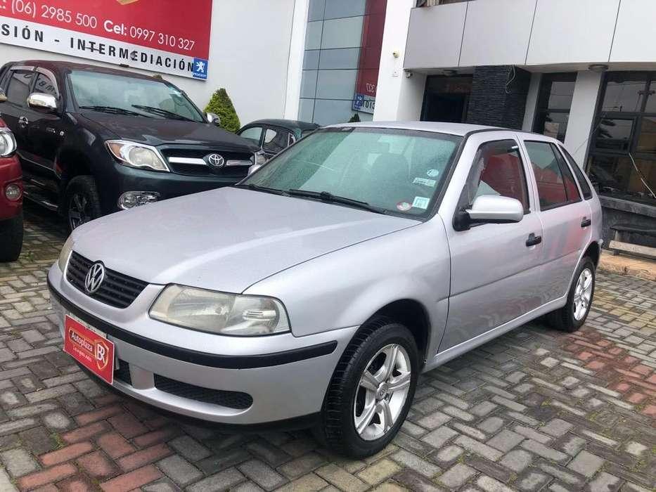 Volkswagen Gol 2005 - 208000 km