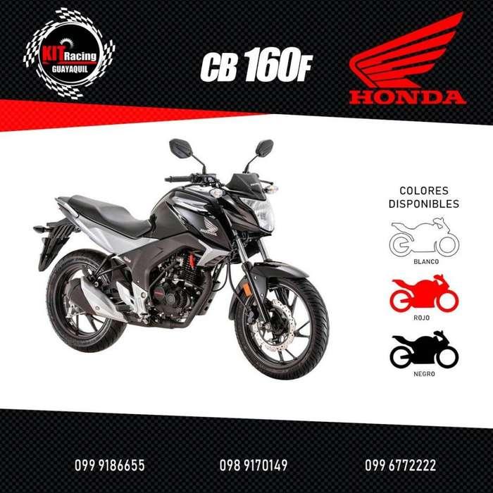 <strong>honda</strong> CB 160F