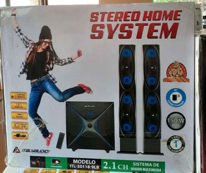 HOME SYSTEM 2.1 ITALY AUDIO