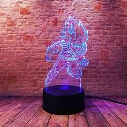 LAMPARA LED 3D