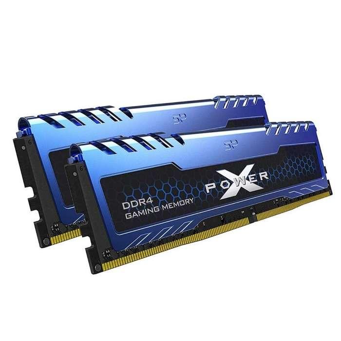 Silicon Power 8gbx2 16gb 2666mhz Ram Ddr4 Corsair 8gbx65