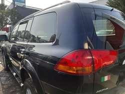 Mitsubishi Nativa Año 2009 Original