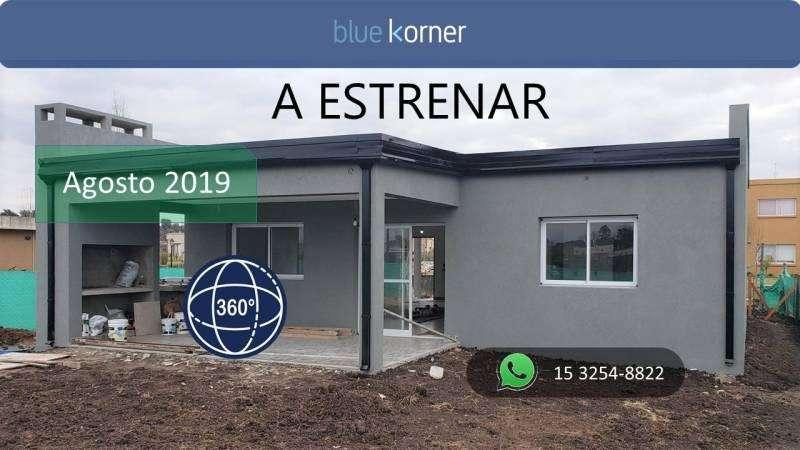 """Excelente Casa para """"Estrenar"""" de 143m2 - (Tour 360)"""