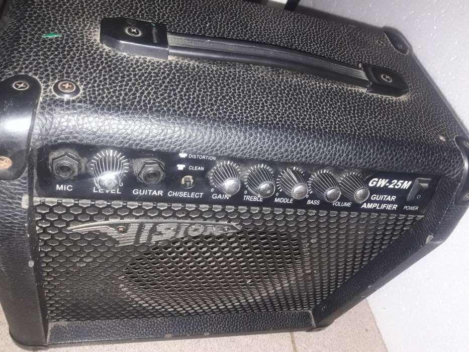 Amplificador Guitarra Y Voz 25 W