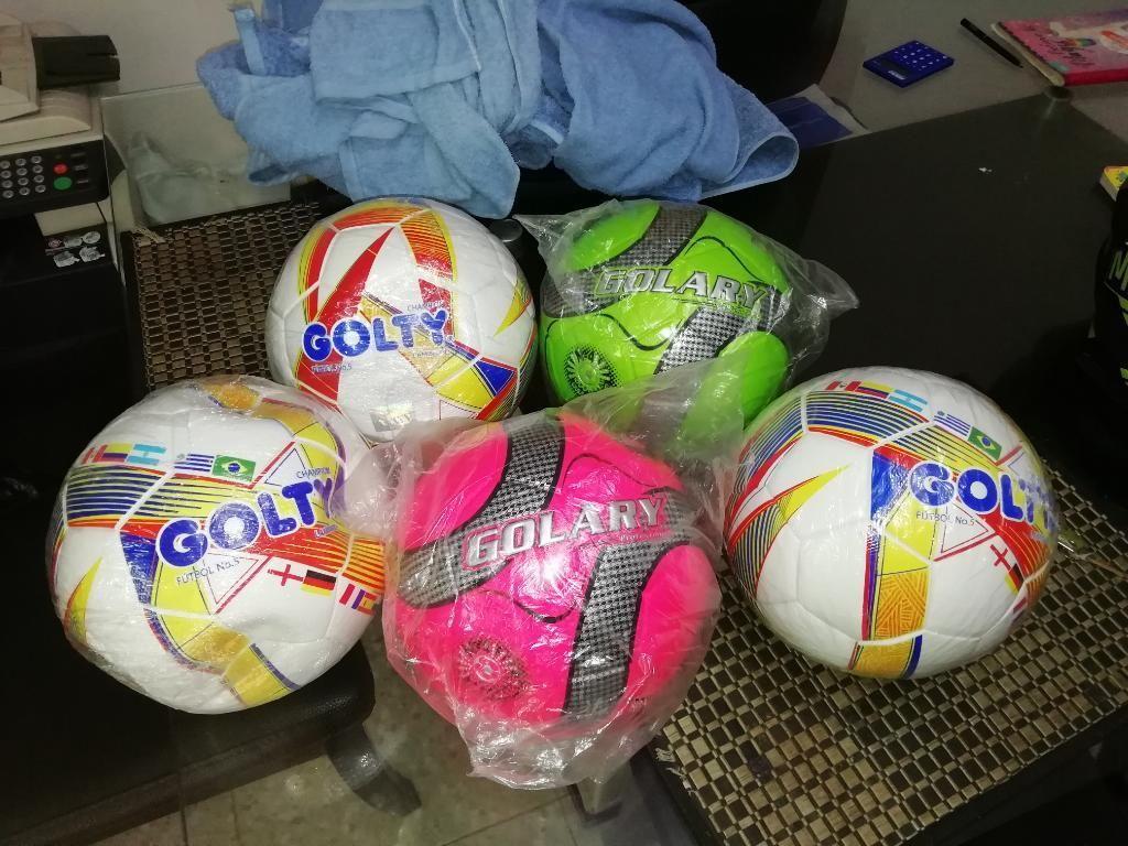 Vendo Balones Originales Golty Y Golary
