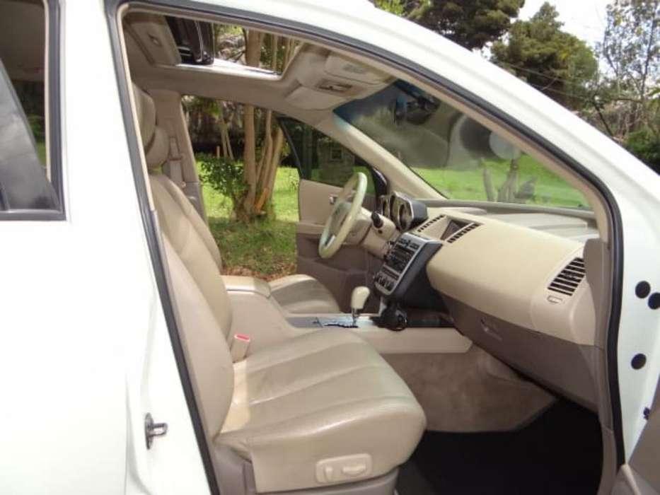 Nissan Murano 2008 - 130 km