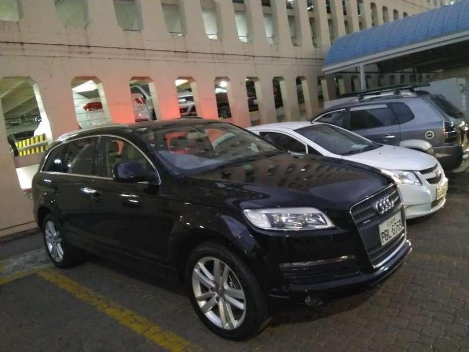 Audi Q7 2009 - 130000 km