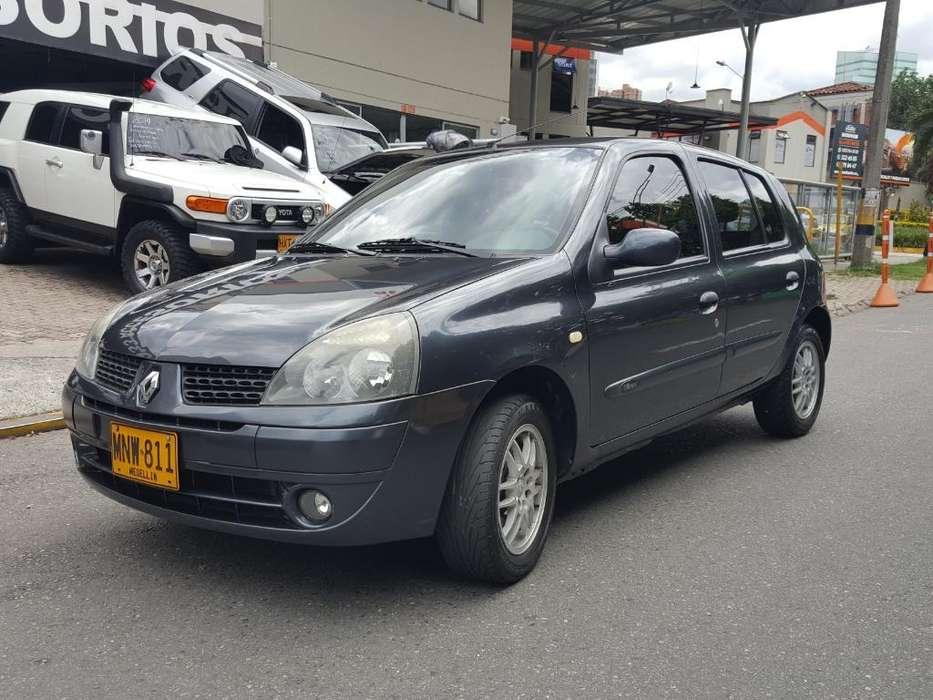 Renault Clio  2008 - 117000 km