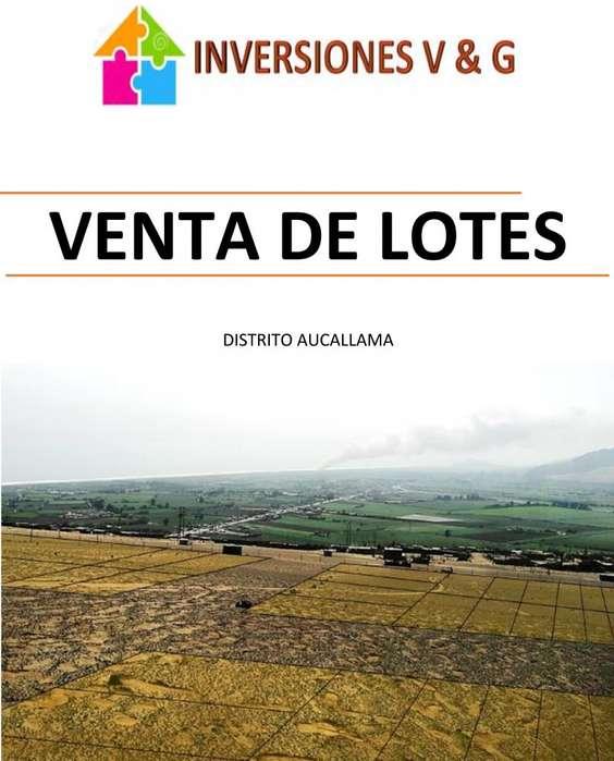 VENTA DE LOTE - KM 68 PANAMERICANA NORTE