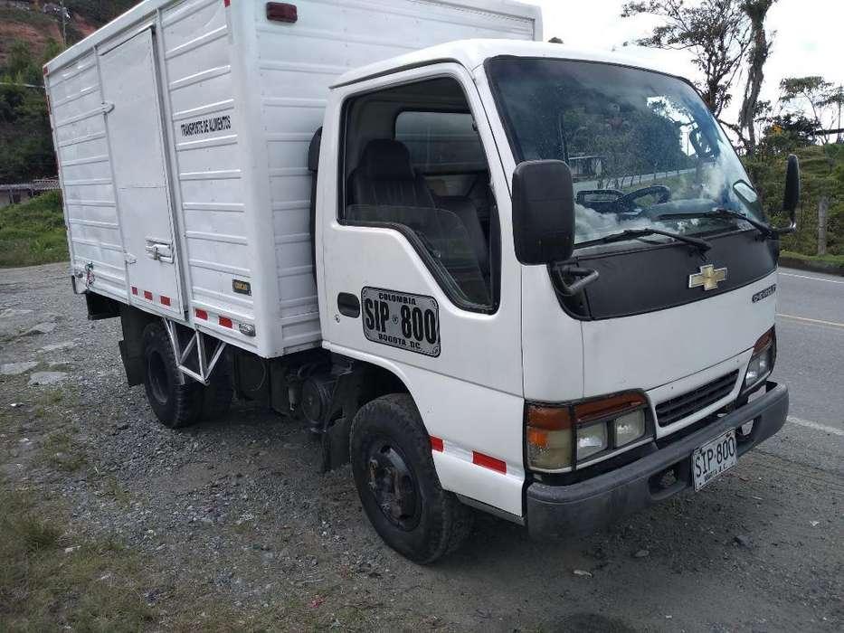 Chevrolet Nkr 2003 Remato