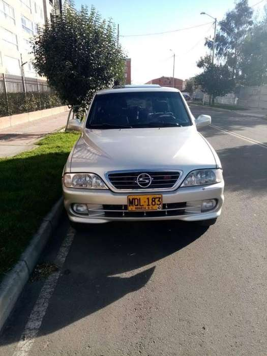 Ssangyong Musso 1997 - 165000 km
