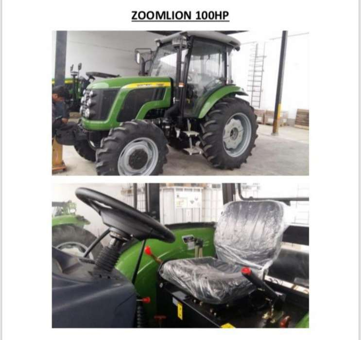 Tractor Zoomlion 100 Hp <strong>4x4</strong>