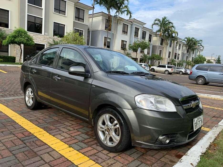Chevrolet Aveo 2011 - 120000 km