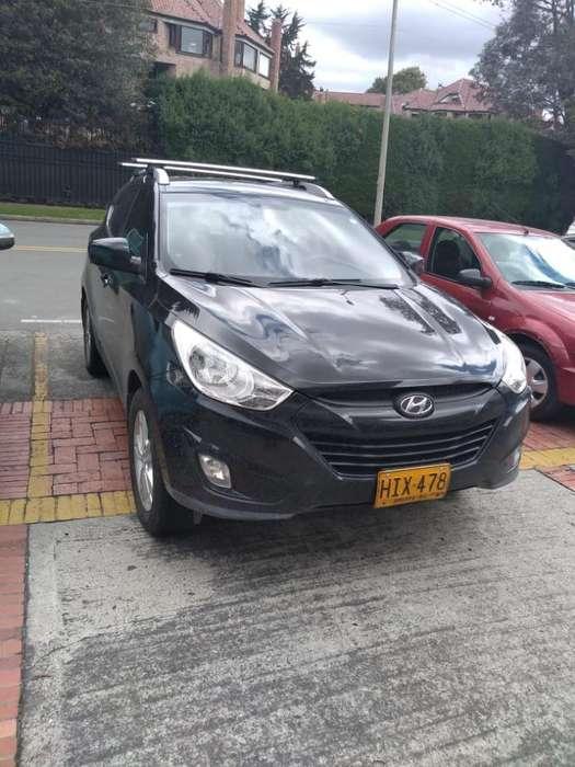 Hyundai Tucson ix-35 2013 - 91000 km