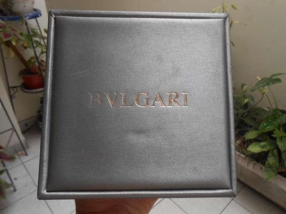 Caja de Reloj Bulgari Original