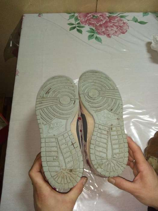 Vendo Zapatillas Nike Hello Kitty Origin