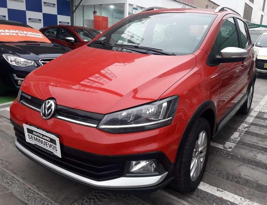Volkswagen Crossfox 2015 - 40750 km