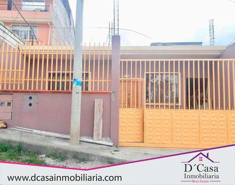 Venta de Villa en Las Orquídeas, 1 planta, 2 garajes.