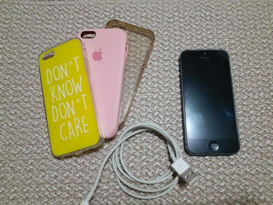 Vendo iPhone 5 Liberado