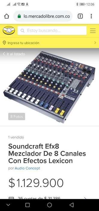 Mixer Sound Craf