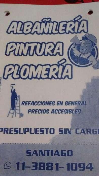 Albañilería Trabajos