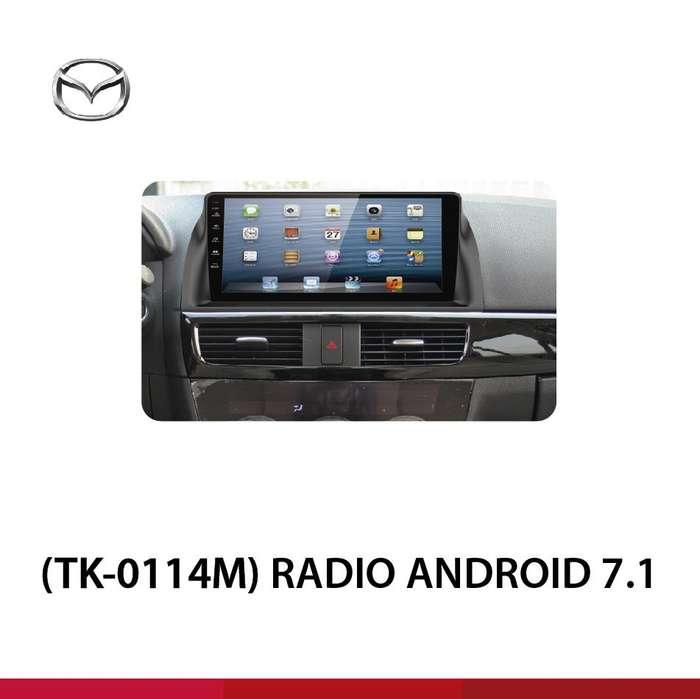 RADIO ANDROID 7.1 MAZDA