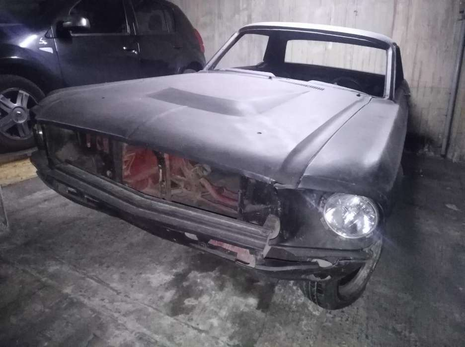 Ford Mustang 1967 - 1000000 km