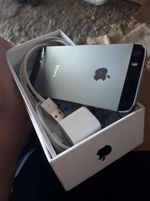 iPhone 5s sin Huella