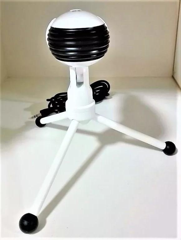 Microfono Condensador Usb mini Tripode Semiprofesional