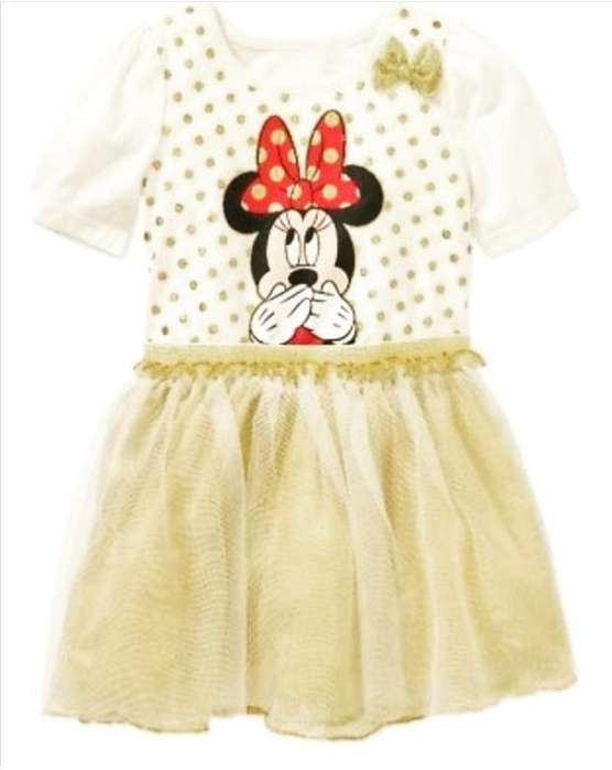 Vestido Minnie Talla 3