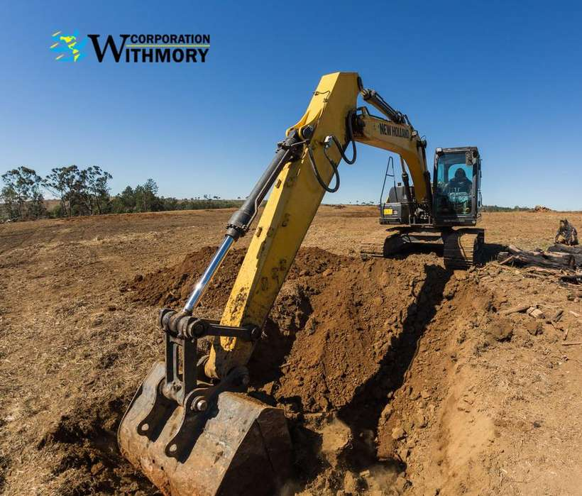 Excavadora New Holland E385C