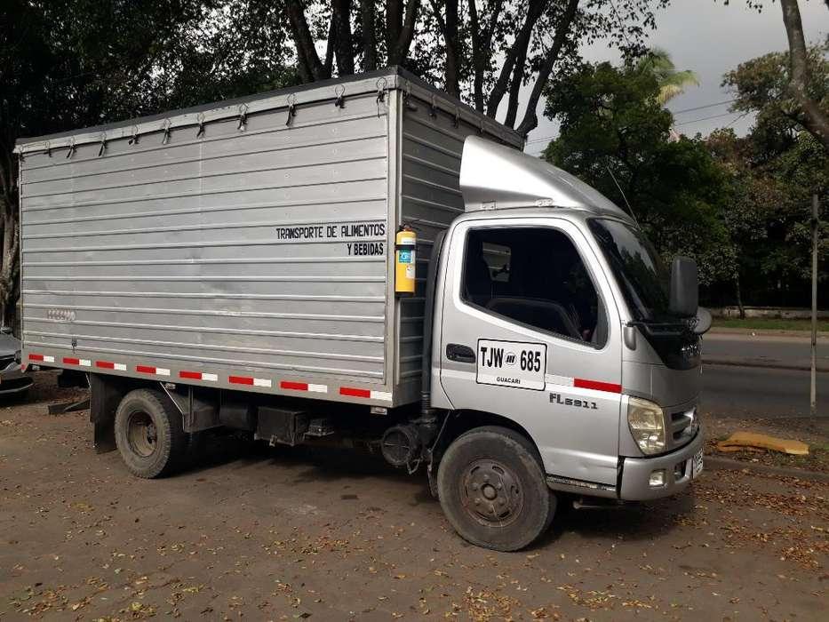 Vendo Camion Foton 2013 Furgon