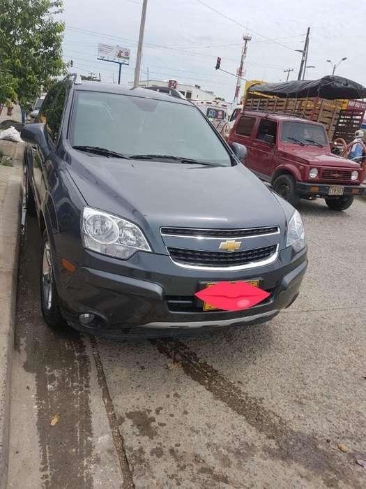 Chevrolet Captiva 2010 - 66000 km