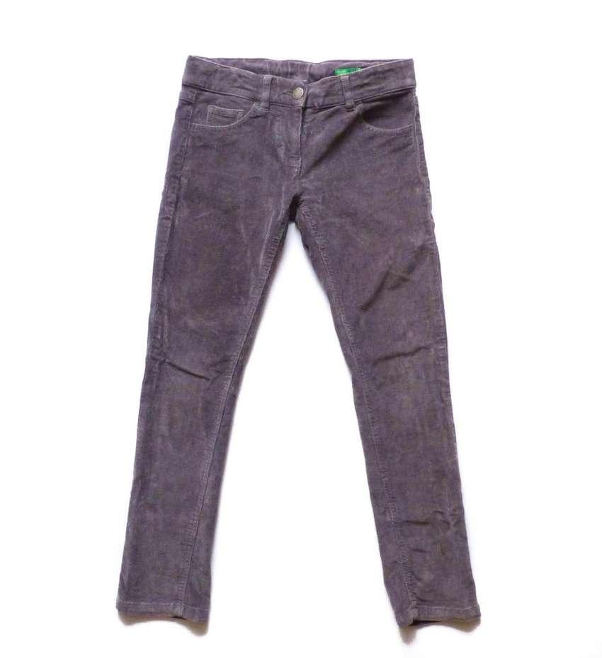 Pantalon Pana Nina Benetton Talla 8 Ropa 1057683568